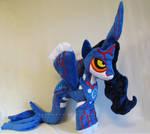 Pony Kyogre by MagnaStorm