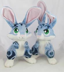 double Bunny by MagnaStorm
