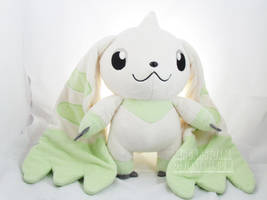 New Terriermon by MagnaStorm
