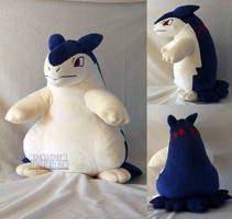 Typhlosion by MagnaStorm
