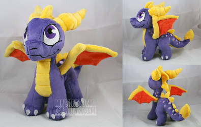 Spyro by MagnaStorm