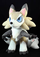 Midday Lycanroc (pre-orders open!) by MagnaStorm