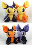 Bat-kitten halloween pre-orders open! by MagnaStorm