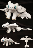 Light Fury (preorders open!) by MagnaStorm