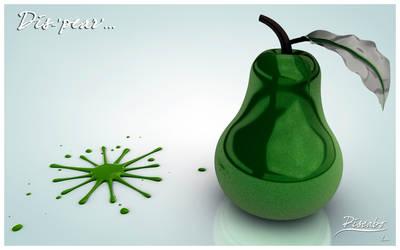 Dis-'Pear'... by FracZky