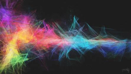 Glow Lines II by FracZky