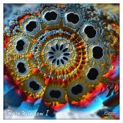 Rose Window I by FracZky
