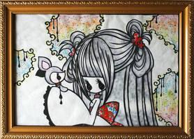 Tears cloud by MitsukaChiru