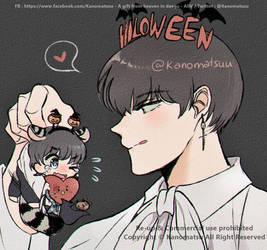 YoonTae | Halloween by Kanomatsu