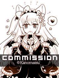 CM : Himeko [ INKING ] by Kanomatsu