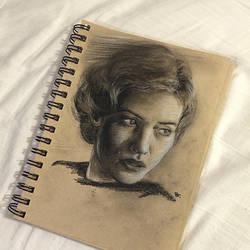 Kate Winslet as Mildred Pierce by 73SandyBee