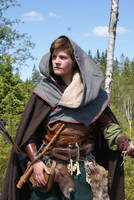 Larp Gear: Malik The Hunter by The-Teaspoon-Of-Doom