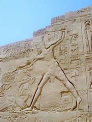 The Karnak Temple by The-Teaspoon-Of-Doom