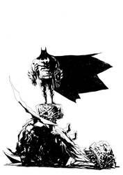 Batmobile by Faezal