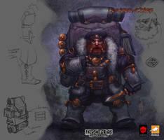 Leader-Thief ( tier 1) by EGOR-URSUS