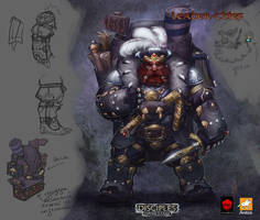 Leader-Thief ( tier 3) by EGOR-URSUS