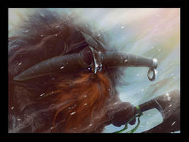 Guardian of Angheym by EGOR-URSUS