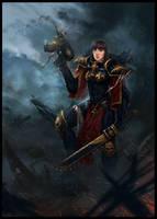 Sister of Battle by EGOR-URSUS