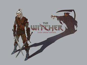 The Witcher: Death is always near by EGOR-URSUS