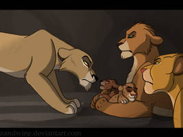The Lion King - Not chosen ones by Zandwine