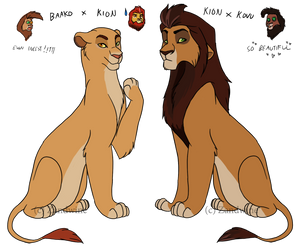 TLK Adoptable [what if 3 and 4] - 0/2 CLOSED by Zandwine
