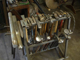 Armouring Cart - 2 by CuSmith