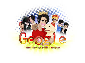 DOODLE4GOOGLE entry (long overdue) by ehuante