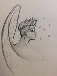Dark Angel by BlazingStar2111