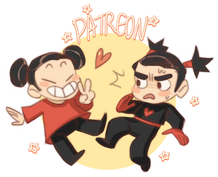 Patreon by LittleKidsin