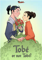 Pucca: Tobe or not Tobe by LittleKidsin