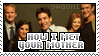 How I Met Your Mother Stamp by Yagoni