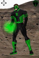 Green Lantern by Stelios-Tomazos