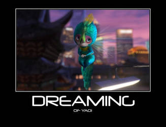 Dreaming by PhantomGirl