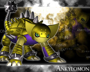 Ankylomon-3d by RhapzJPC