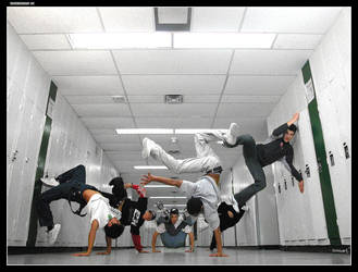 BreakDancing 03 by D-V