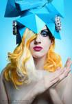 Lady Gaga from Telephone by ShiSha-Rainbow