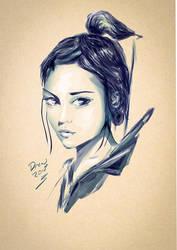 Doodle-02 by Drew-Waylander