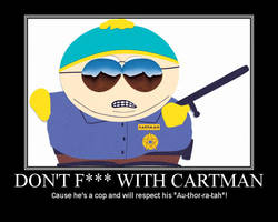 Don't F--- with Cartman by Volts48