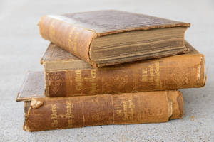 Books #9 by LadyCarolineArtist