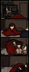 Blanket Monsterz by hPolawBear