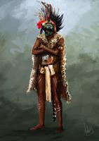 Aztec by Chestbearman