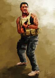 Mercenary Ideation by Chestbearman