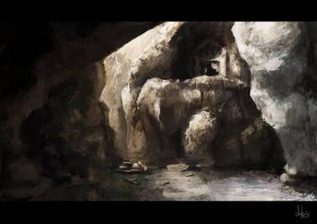 Alexander's Tomb EXT by Chestbearman