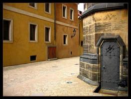 Old Town in Prague II by Fishermang