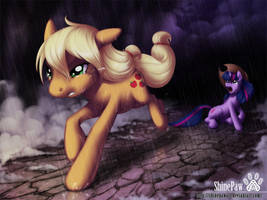 I'll protect you by ShinePawArt