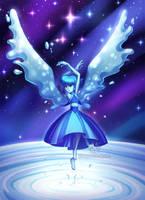 Lapis Lazuli - Steven Universe by ShinePawArt