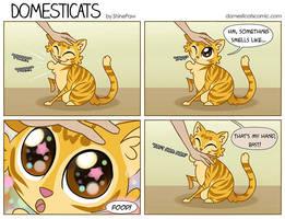 DomestiCats - Smells like by ShinePawArt