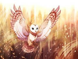 Flight by ShinePawArt