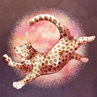 Amur Leopard by ShinePawArt