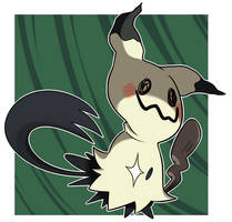 Mimikyu by Coonstito